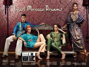 morocco dreams koleksi Ramadhan dan Lebaran