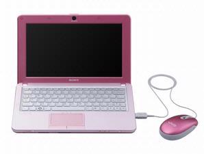 netbook Sony Vaio Seri W