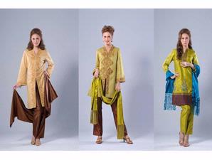 personal style luxurious tunic busana ramadhan