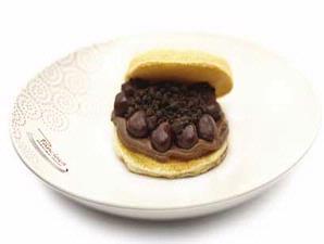 Pancious Chocolate Custard Subs