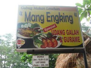 warung mang-engking