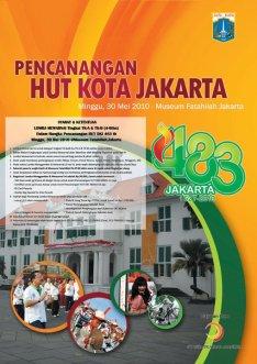 Lomba Mewarnai Tingkat TK HUT Jakarta 2010