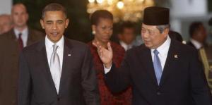 Obama dan SBY