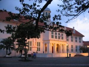 Taman Museum Fatahillah - Museum Sejarah Jakarta