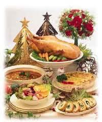 menu Natal