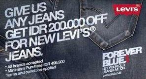 Levi's Voucher Discount