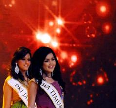 Malam Final - Miss Indonesia 2011