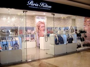 Paris Hilton Store in Manila