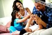 berbagi dengan keluarga