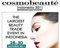Cosmobeaute Indonesia 2011