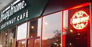 Krispy Kreme Cafe
