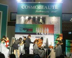 Pameran Cosmobeaute Indonesia 2011