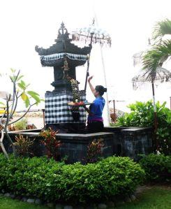 Bali worship